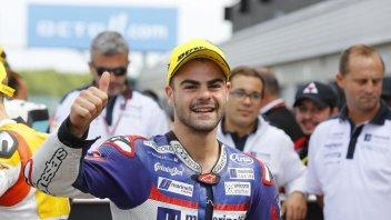 : L'Italia che sorride: Pasini e Fenati uniti dalla pole position