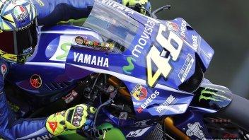 MotoGP: Rossi: new fairing? the M1 is like Goldrake's bike