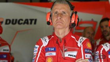 MotoGP: Ciabatti: favoriti dalla Michelin? gomme uguali per tutti