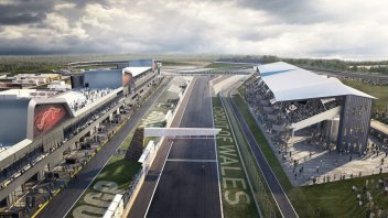 MotoGP: Farewell Circuit of Wales, contract with Dorna cancelled