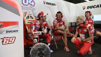 "MotoGP: Dovizioso: ""We can make a play for it, but watch out for Rossi"""
