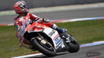 MotoGP: Dovizioso: favoriti in Austria? senza ali, non più