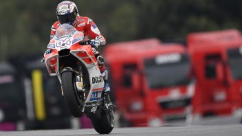 MotoGP:  Dovizioso: I didn't expect Marquez to be so close