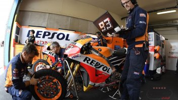 MotoGP: Marquez loses an engine, but it's not red alert