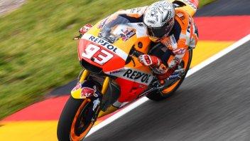 MotoGP: Marquez: sono veloce in tutte le condizioni