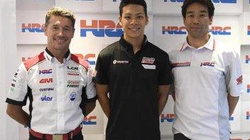 MotoGP: Takaaki Nakagami con Honda LCR nel 2018
