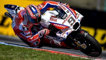 MotoGP: Petrucci: the new fairing? we've complicated things
