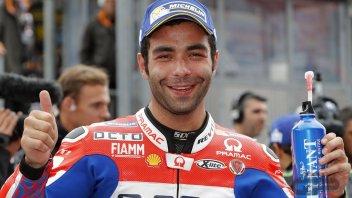 MotoGP: Petrucci: la nuova carena? Ha più pregi che difetti