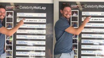 MotoGP: Casey Stoner batte Casey Stoner a Hamilton Island