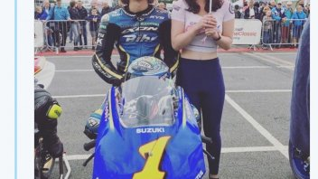 MotoGP: Remy Gardner will ride the 500 Suzuki of Kenny Roberts Jr.