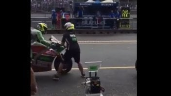 MotoGP: Aleix-Iannone incident: a video exonerates the mechanic