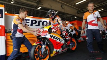 MotoGP: Marquez: the wings? we're focusing on electronics for Austria