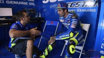 MotoGP: Iannone: stiamo andando nella direzione giusta