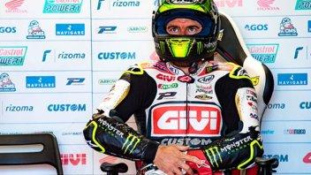 MotoGP: Crutchlow: la lastra non ha evidenziato alcun tipo di frattura