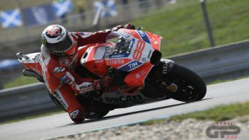 MotoGP: Lorenzo: la nuova carena ha un gran potenziale