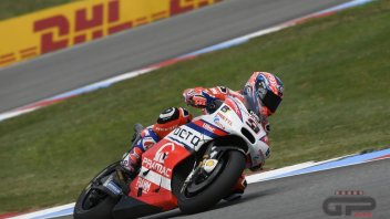 MotoGP: Petrucci: the new fairing will help me