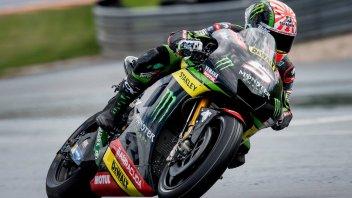 MotoGP: FP1: Zarco sorprende Marquez e Lorenzo sul bagnato