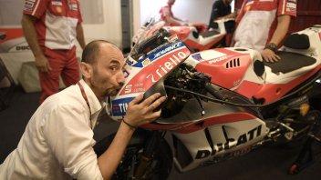 MotoGP: Domenicali: adoro Dovizioso, un ragazzo d'oro
