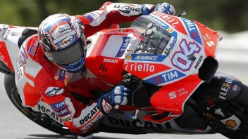 MotoGP: FP2: Dovizioso passa col Rosso, 2° Vinales. Rossi 12°