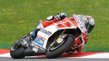 MotoGP: WUP: Dovizioso si impone su Marquez, 6° Rossi