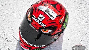 MotoGP: A 'Diablo' helmet for Lorenzo in Austria