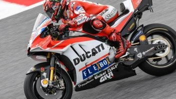 MotoGP: Lorenzo: Dovizioso has more experience than I do with the Ducati