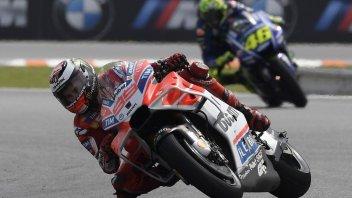 MotoGP: Lorenzo: Ducati favorita? La teoria è diversa dalla pratica