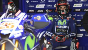 MotoGP: Viñales resigned: I can't battle for the championship like this