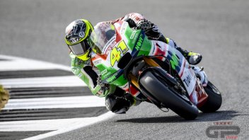 MotoGP: Espargaró: It's a pity about the injury, but I am fast