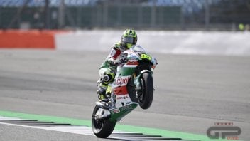 MotoGP: Crutchlow 1st at home: Our gamble paid off