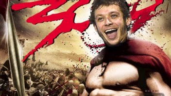 MotoGP: Rossi Leonidas, at Silverstone for his 300th battle