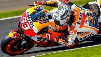 MotoGP: Marquez: The first crash? A mistake I shouldn't have made