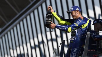 MotoGP: Rossi: Frustrating to lose after so many laps in the lead