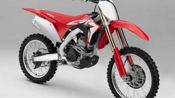 News Prodotto: Honda CRF250R 2018: più potenza ad ogni regime