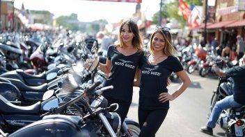 News Prodotto: Moto Guzzi: presente al 77° Sturgis Motorcycles Rally