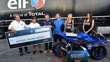 News: Il CIV ha raccolto 9000 euro per Simone Mazzola