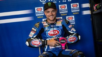 SBK: Alex Lowes and Yamaha together again in 2018