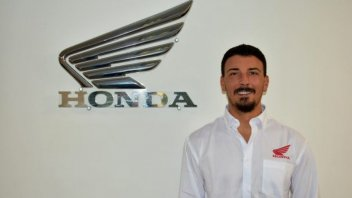 SBK: Davide Giugliano correrà con la Honda al Lausitzring