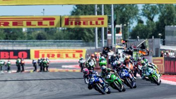 SBK: Supersport: in Germania riparte la sfida tra Mahias e Sofuoglu
