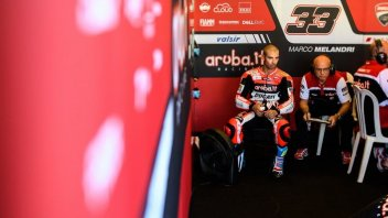 "SBK: Melandri: ""Dovizioso can do things he didn't dare dream of"""