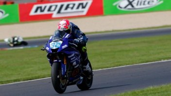 SBK: SS600: pole di Morais in Germania, 2° Caricasulo