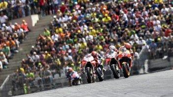 "MotoGP: Silverstone: gara MotoGP alle 16:30 ""causa"" F1"