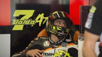 Moto2: Baldassarri lascia Forward e riparte con Pons nel 2018