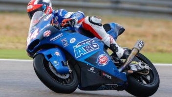Moto2: Pasini-Morbidelli: doppietta tricolore nella FP2 di Aragon
