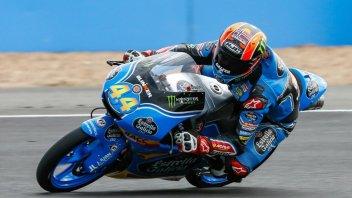 Moto3: Aragon: miglior crono per Canet nelle FP1