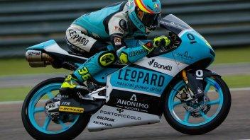 Moto3: Aragon: Mir svetta su Canet, 3° Bastianini