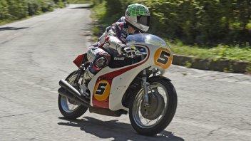 Moto3: Fenati viaggia nel passato, omaggio a Benelli e Saarinen