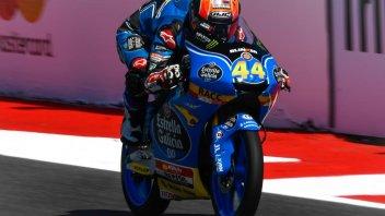 Moto3: FP3: Canet suona la carica a Misano, Bastianini insegue