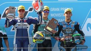 Moto3: Diggia e Bastianini: Mir è stato pericoloso