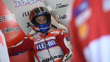 MotoGP: Dovizioso, Misano: bello arrivare da leader, peccato manchi Rossi